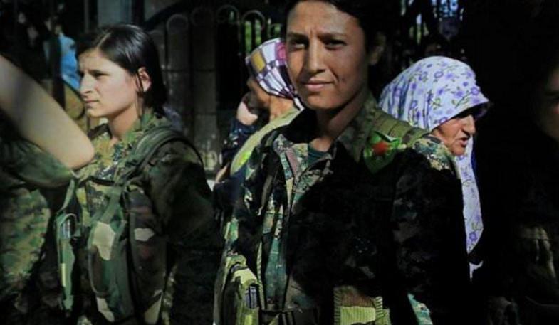 叙叛军公开凌辱库尔德女兵,联合国发声:应该由土耳其负责_视频