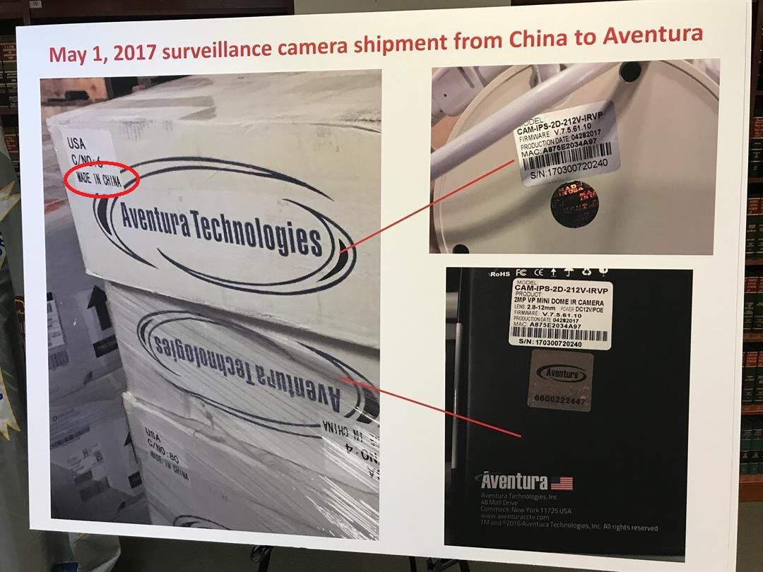这家美国公司厉害了,将中国造摄像机装上了美航母,十余年无人知_制造