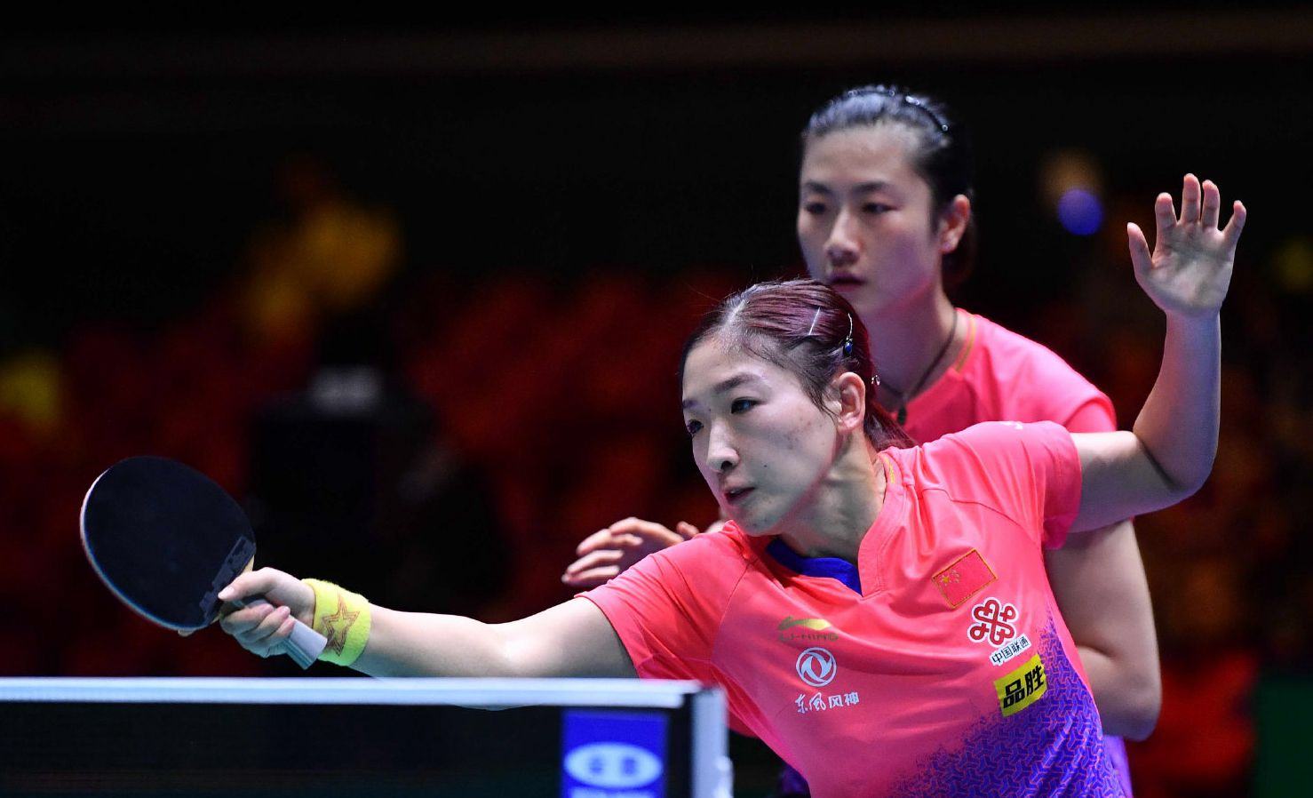 乒乓团体世界杯:中国男团会师韩国 女团横扫台北