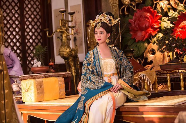 绝世美女,一代皇后,其母亲竟是广德人_裴穆