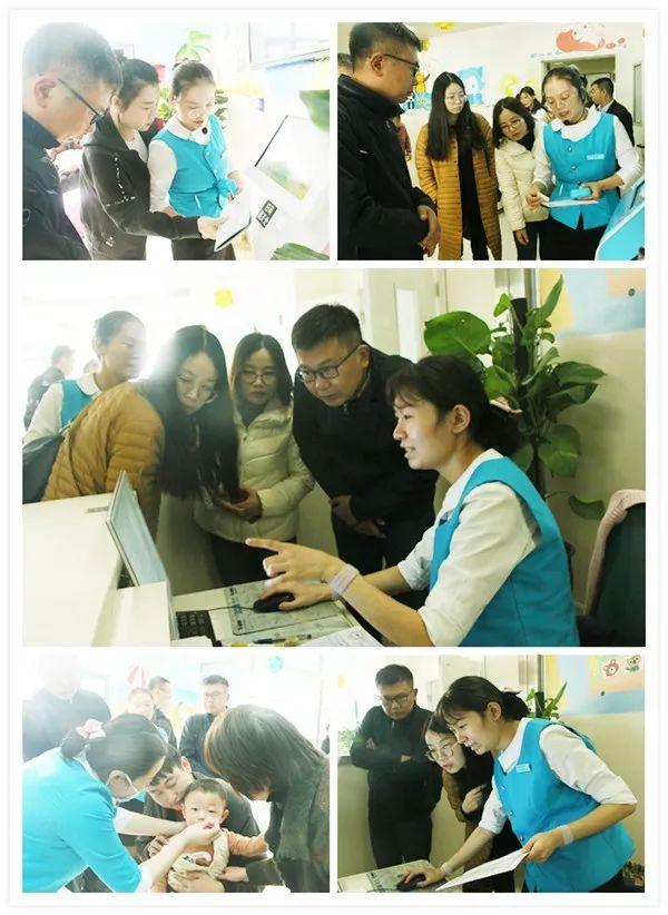 新闻间 中国疾控中心调研组到民生路社区预防接种门诊指导工作(图4)