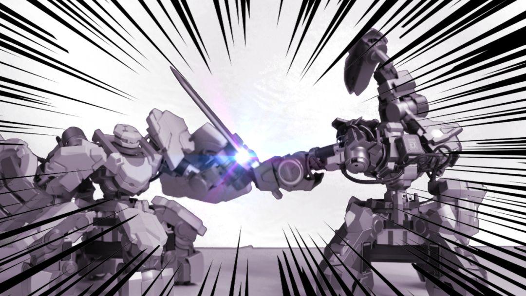 在家里,你也能打一场拳拳到肉的机器人决斗了