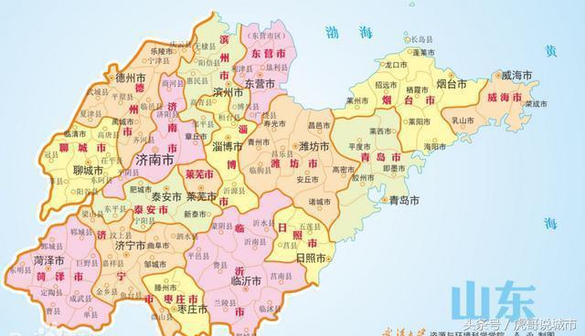 山东是人口大省_山东人口结构图