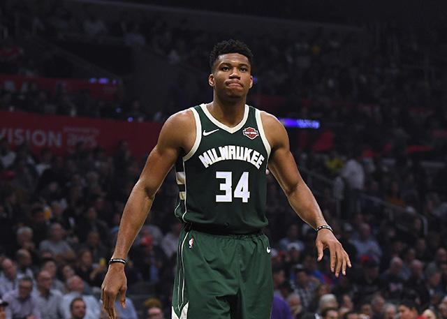 2019/20賽季NBA第一期MVP榜單