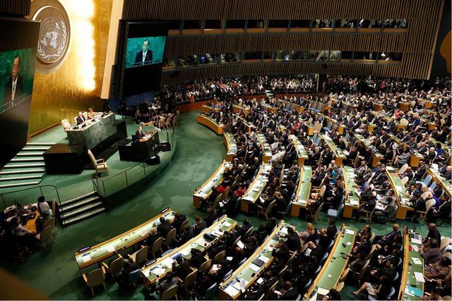 日本提出荒谬决议,要求各国立刻销毁核武器,美国这次却罕见沉默_国家