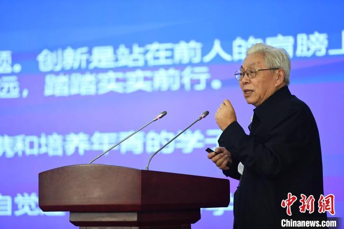 欧阳自远:国家的重大需求培育和塑造了我的人生_中国科学院