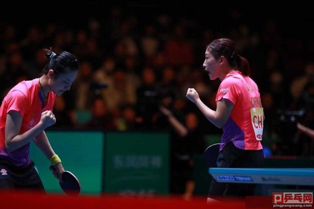 女团半决赛中国雪藏2小将,陈梦逆转郑怡静,决赛或对日本_丁宁