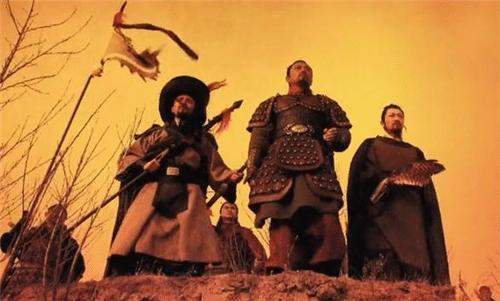 正史上,方腊其实是被这位抗金名将生擒的,跟武松没有半毛钱关系