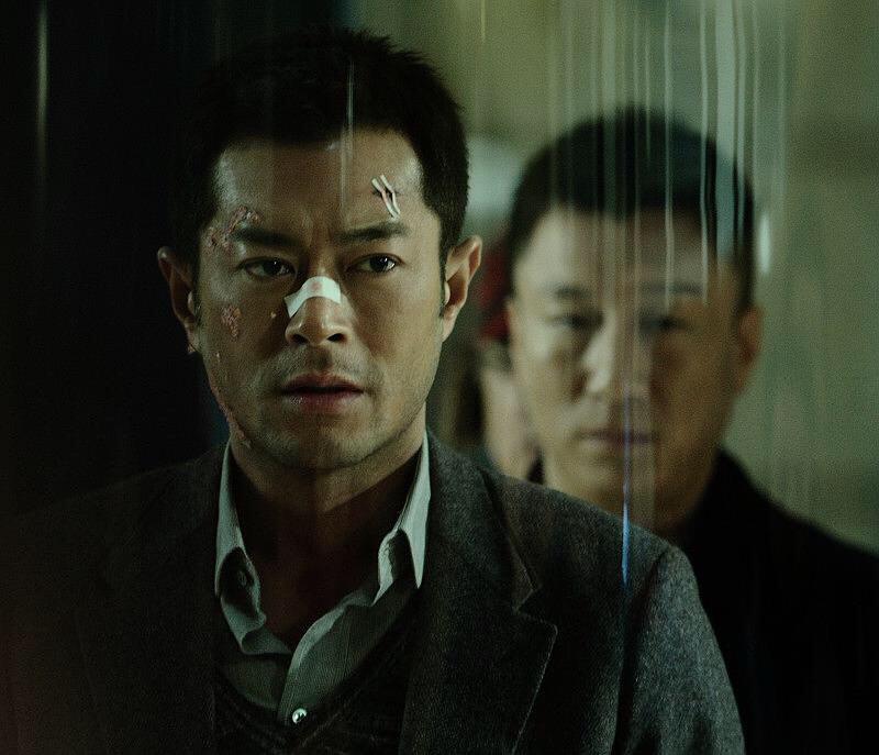 《毒战》孙红雷和古天乐的对手戏,哪个才更男神?