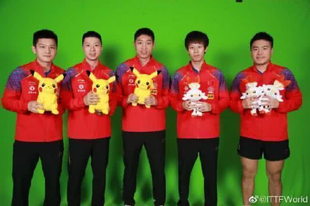 恭喜世界杯8连冠!中国队3-1逆转韩国队,樊振东独得2分