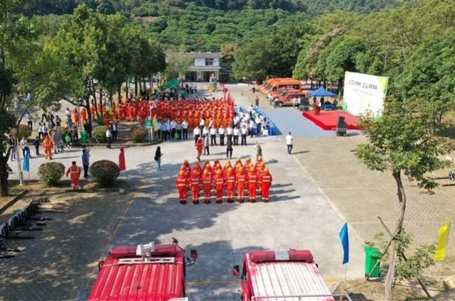 今年广东重大森林火灾下降78%,东莞无重大森林火灾发生_防火