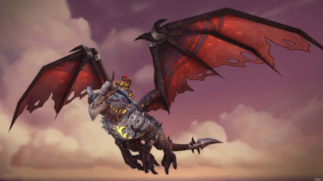 15周年狂送坐骑《魔兽世界》再战巫妖王重温经典团本