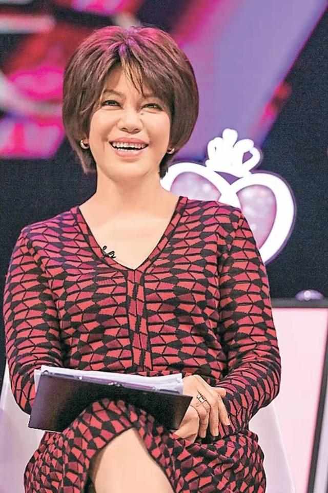 殿堂级女歌手蔡琴经历10年无性婚姻 哽咽痛