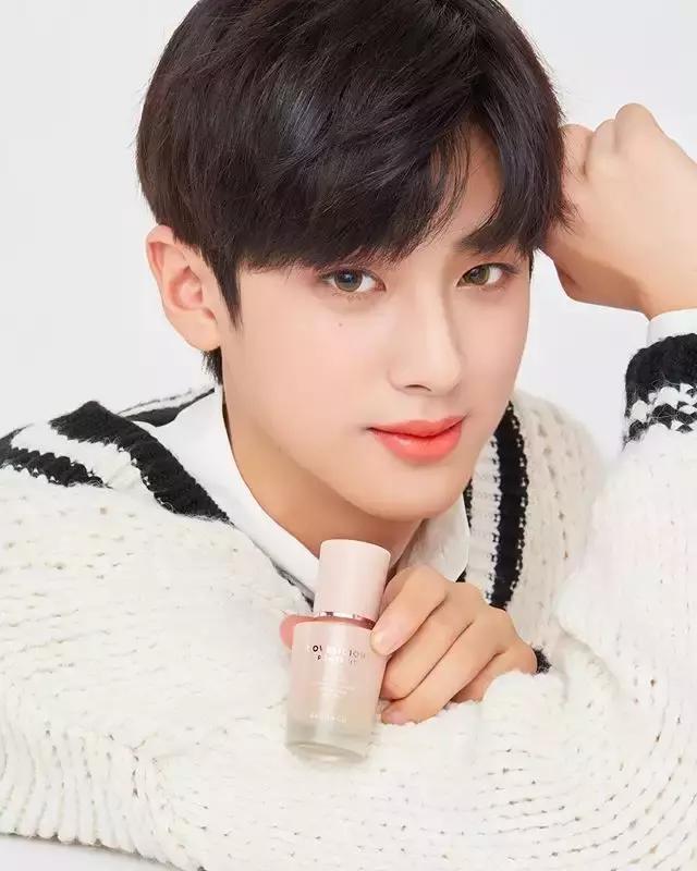 韓男偶像代言的美妝品牌,男生代言女生的化妝品銷量不減反升?