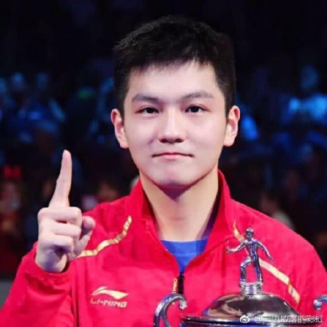 原创            太强了!樊振东3-0横扫韩国冠军,世界杯决赛赢得关键一分