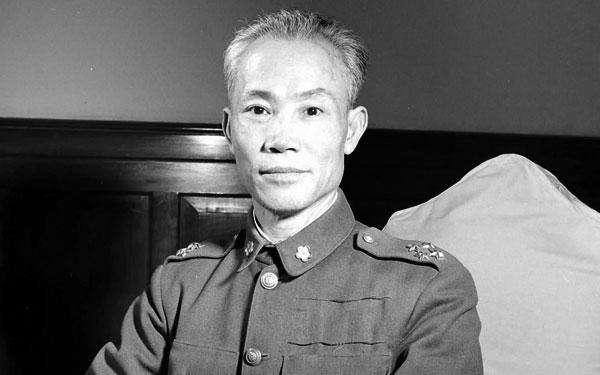 跟着蒋介石一起撤往,台湾的一级上将都有谁?他们的命运又如何