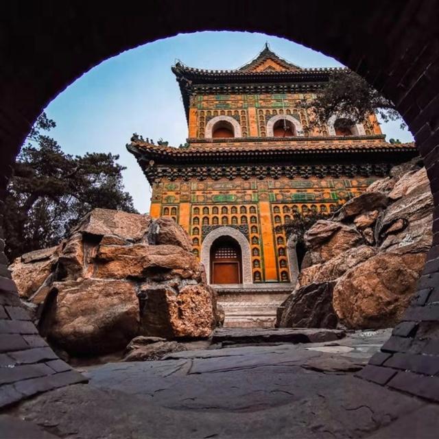 80后小伙花一年时间,用一部华为手机,拍完中国55处世界遗产