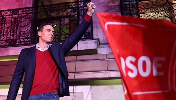 西班牙四年四场大选仍未摆脱政治僵局,极右翼崛起成第三大党_中欧新闻_欧洲中文网
