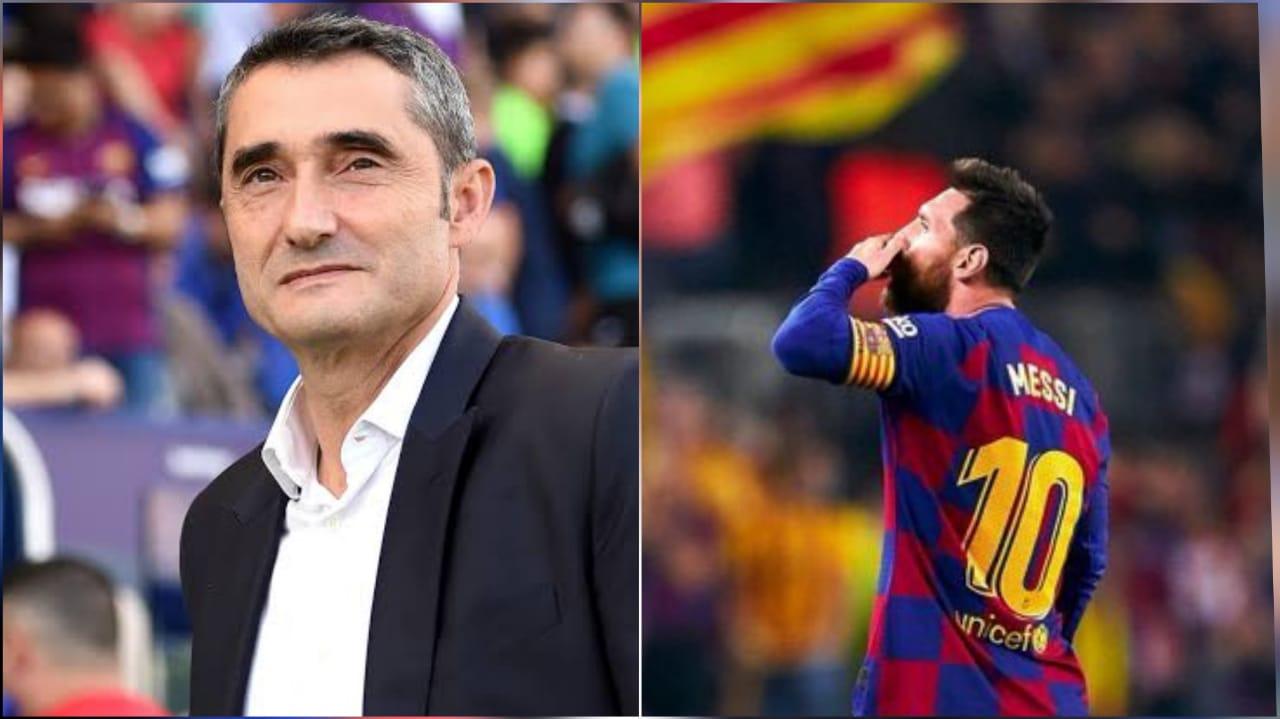 """巴尔韦德:巴塞罗那不依赖梅西是""""不可能的"""""""