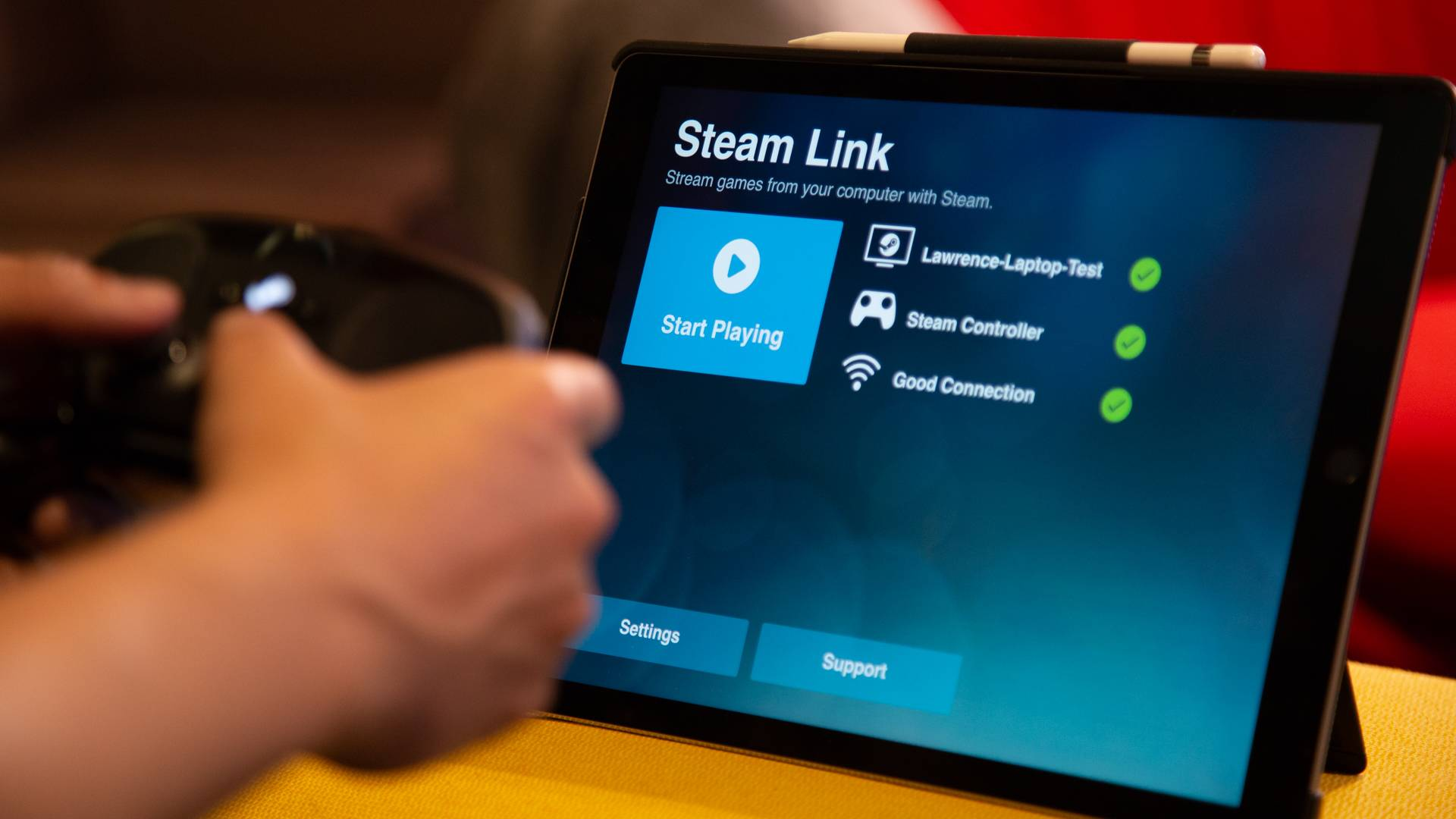 Steam 云游戏曝光,但你可能还玩不到