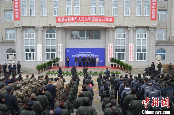 东北虎豹国家公园启动专项行动打击乱捕滥猎_珲春