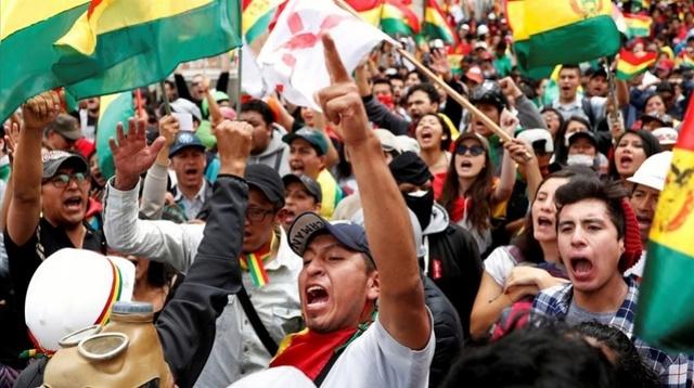 拉美执政最长总统下台:反美领袖又少一个,莫拉莱斯何去何从?