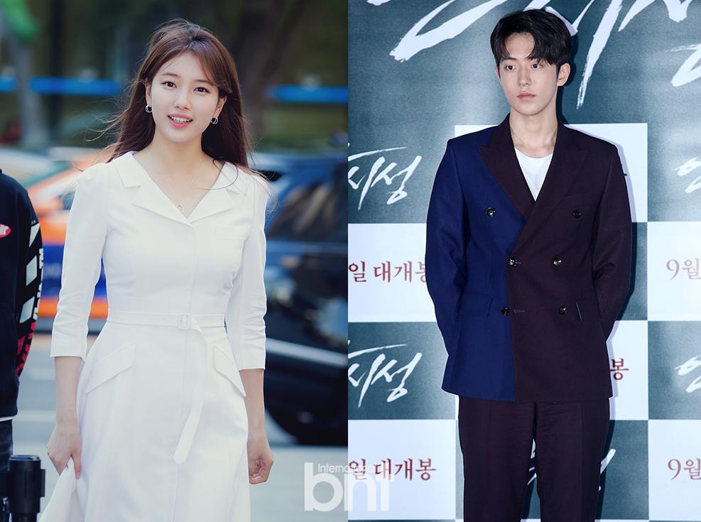 裴秀智南柱赫有望合作出演tvN電視劇《Sandbox》