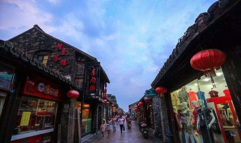 """扬州东关街美食节_天长这里将建一座""""新城""""!_老城区"""