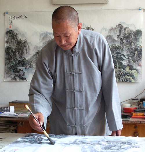 李景武——中国最具影响力人物