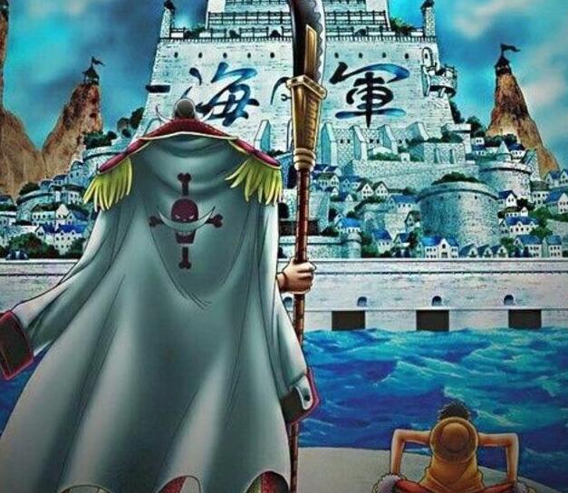 海贼王:顶上战争四大谜题,白胡子不用霸气,海军无果实觉醒者!_海贼团