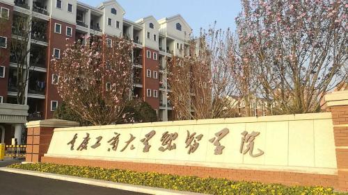 重庆工商大学融智学院优秀毕业生