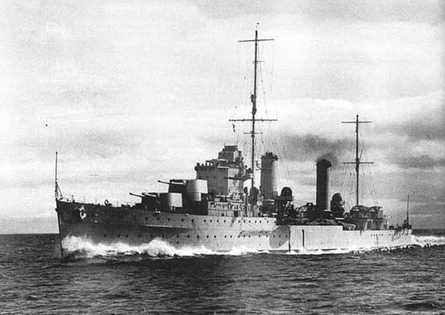 隆美尔双十一丢快递,运输船被击沉,意大利重巡却连敌人都没看清_意大利新闻_意大利中文网