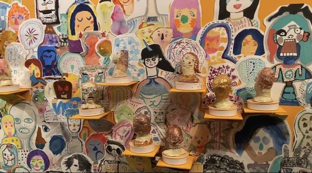 广州收藏家唐人街开古玩店 从美国运回200多件中国古玩