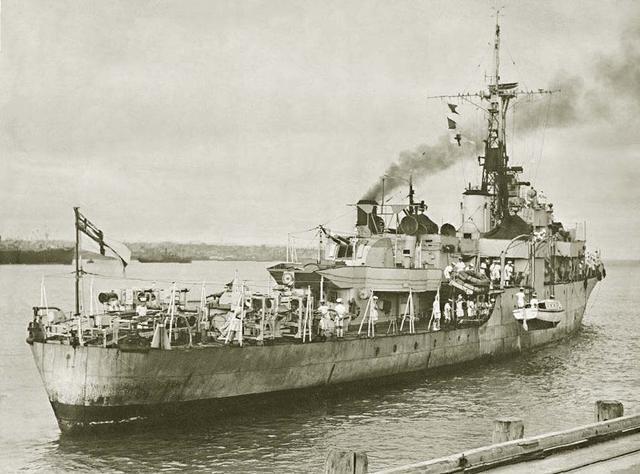 英国海军在长江耍威风,却被解放军炮兵打残,最后结局令人喷饭_中欧新闻_欧洲中文网