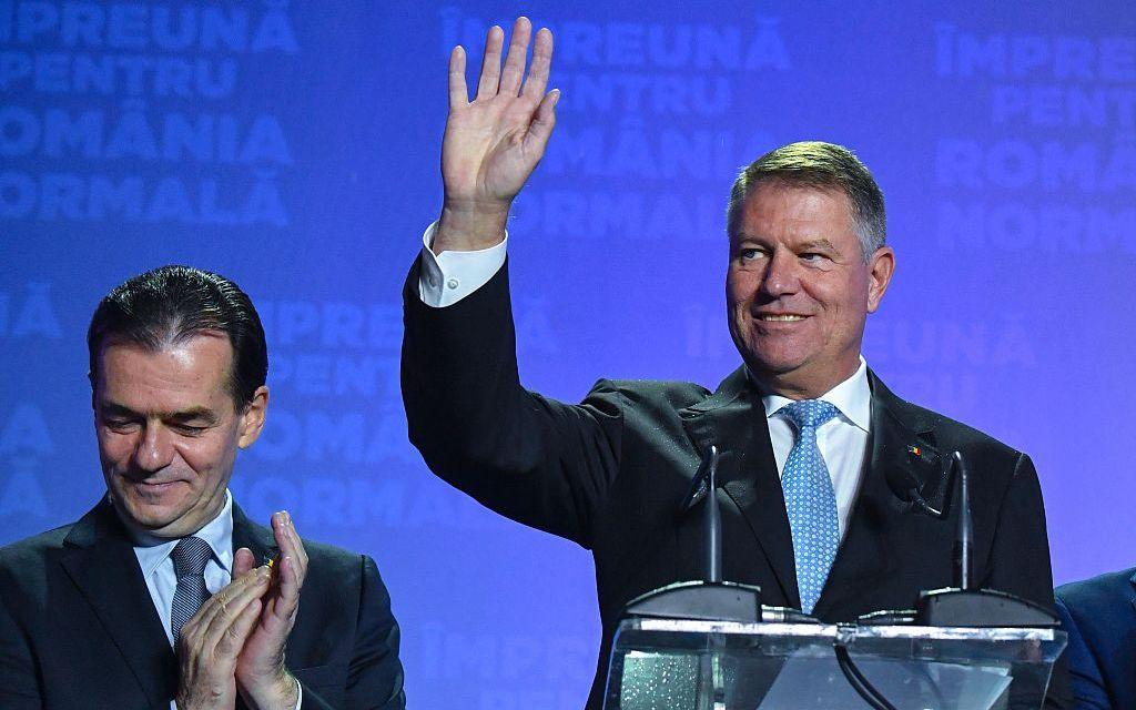 罗马尼亚大选出口民调出炉,现总统、前总理将进入第二轮_中欧新闻_欧洲中文网