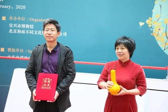 溢彩琉璃咏东方——中国琉璃大师作品展隆重开幕