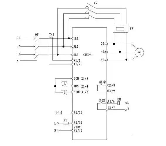 软启动的原理_电动机软启动的原理详解