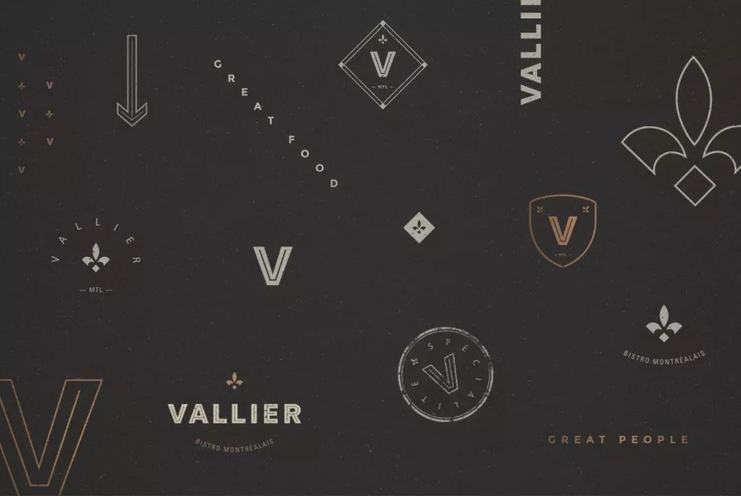 餐厅酒馆十周年品牌设计