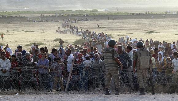 扬言送出300万难民!埃尔多安掀开最后底牌!让欧盟别多管闲事!_中欧新闻_欧洲中文网