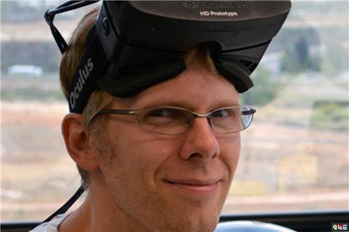 FPS之父约翰·卡马克获VR终身成就奖但其对VR发展不满意
