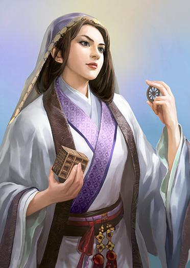 盘点三国时期最有影响力的十大女子_刘备之