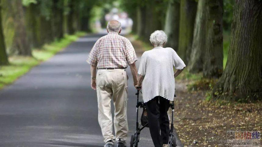 好消息:德国基本养老金总算来了!