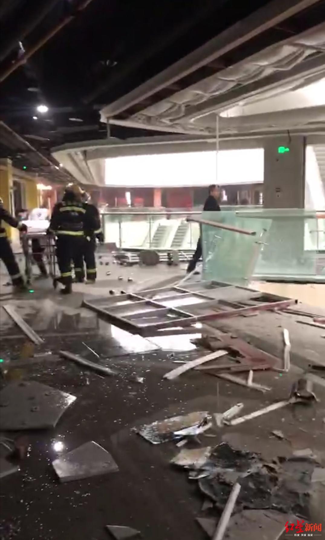 美食街区开业前两天遇爆炸事故经营者称投资千万仅获90万补偿