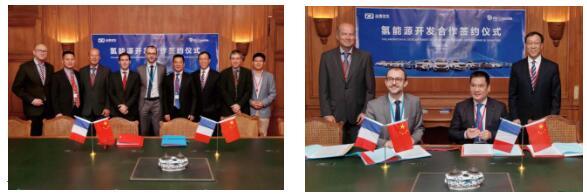 众泰与法国液化空气集团合作,E200FCV开启燃料电池汽车新时代