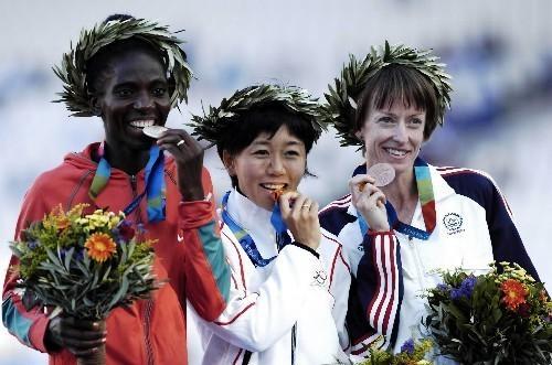东京奥运日本首位火炬手锁定 马拉松奥运冠军获