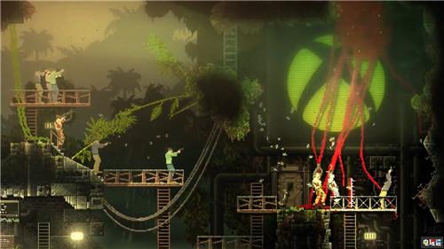 大肉团逆袭逆向恐怖游戏《腐肉》宣布登陆XboxOne平台