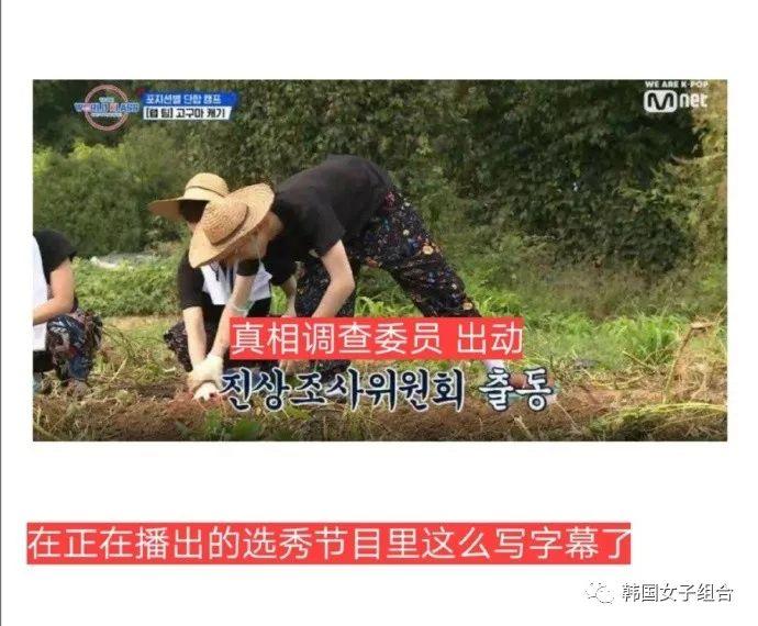 Mnet新選秀節目字幕被吐槽,蹭熱度連自家都不放過!