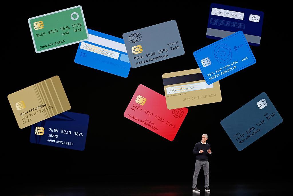 我申请了一张苹果信用卡,却受到了性别歧视