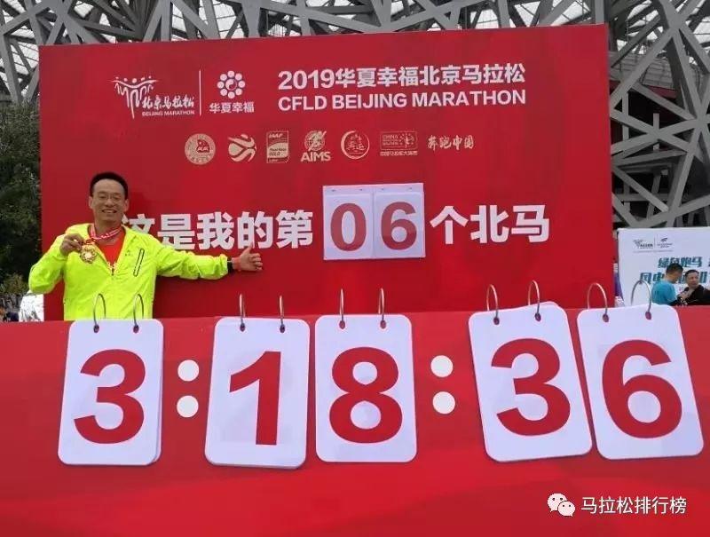 """马拉松排行榜:超级赛评丨第45马终""""开挂"""" 为儿子"""""""