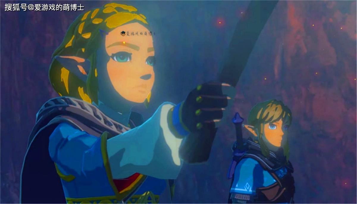 网友爆料:任天堂原计划在明年推出《塞尔达传说:荒野之息2》